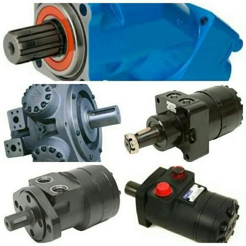 Earthmoving Hydraulic Motor