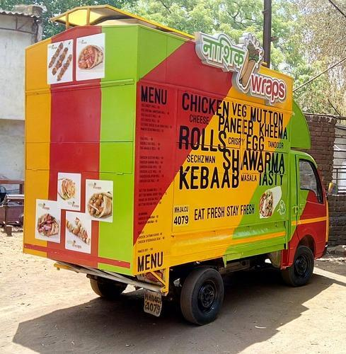 Food Cart Customized Service