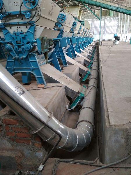 Pneumatic Conveyor System 01