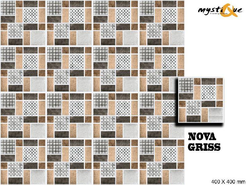 Nova Griss Floor Tiles