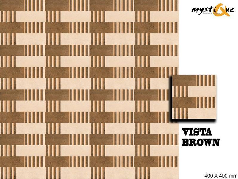 Vista Brown Floor Tiles