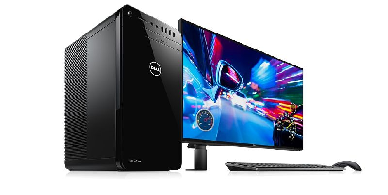 Dell Desktop Computer 01