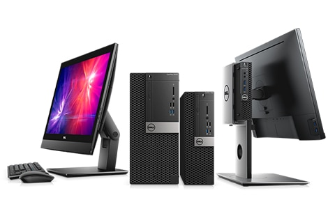 Dell Desktop Computer 03