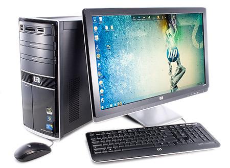 HP Desktop Computer 02