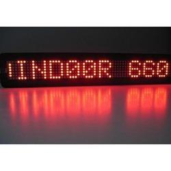 led ticker board