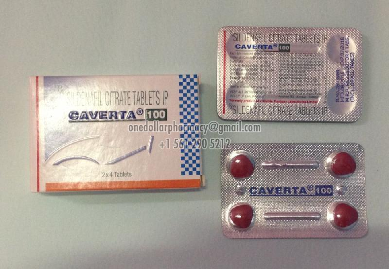 Caverta 100 Tablets