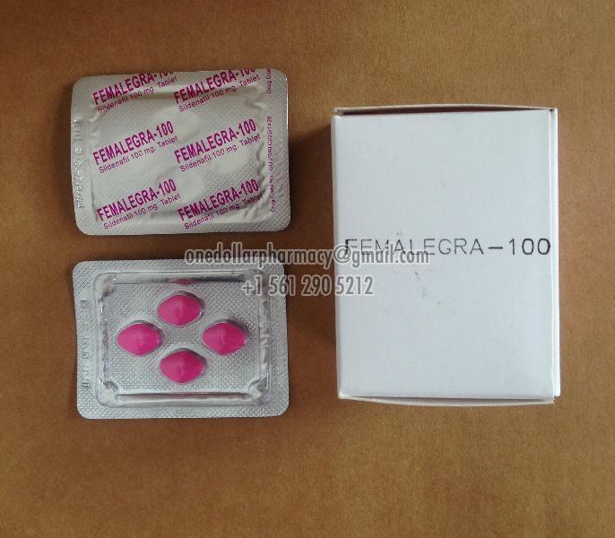 Femalegra-100 Tablets