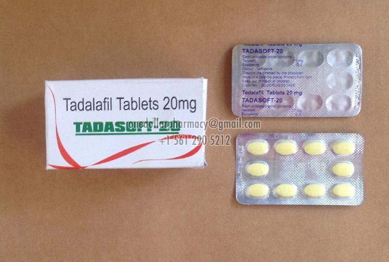 Tadasoft-20 Tablets