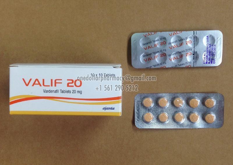Valif 20 Tablets