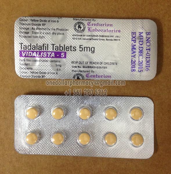 Vidalista 5 Tablets