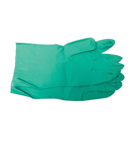Nitrile Flocked Lined Gloves