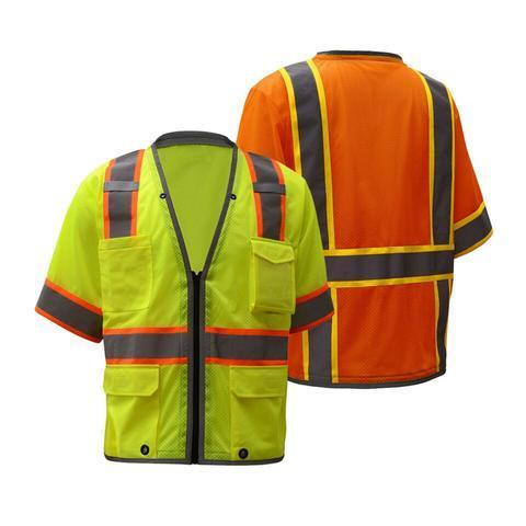 Reflective Safety Coats