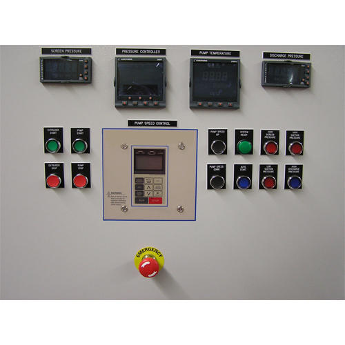 Process Automation Control Panels