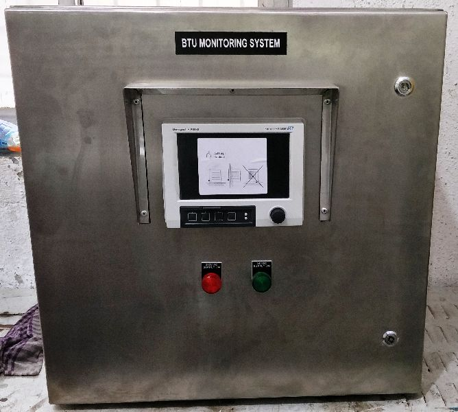 Stainless Steel Instrument Panel