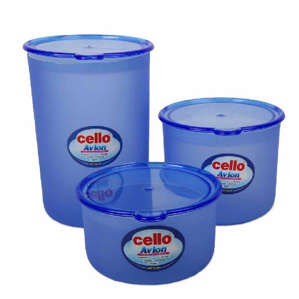 Cello Container Set