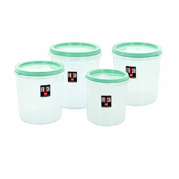 Cello Green Store Fresh Container Set