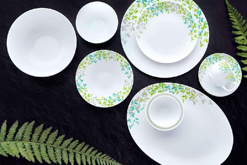 Cello Green Orchard Dinner Set