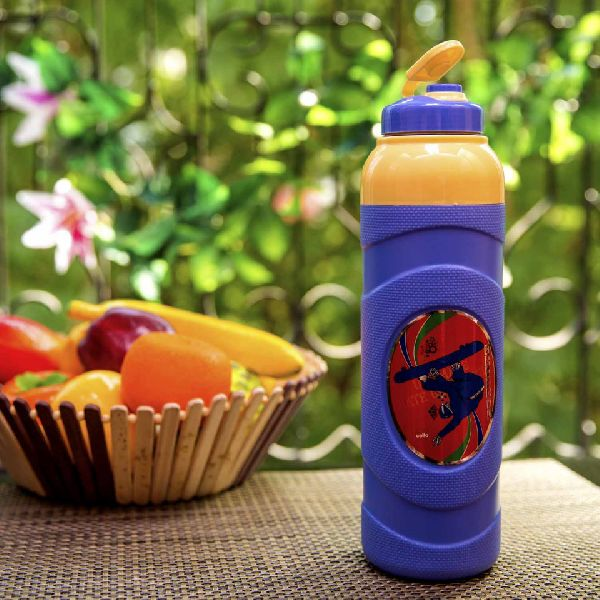 Cello Violet Super Sip Water Bottle