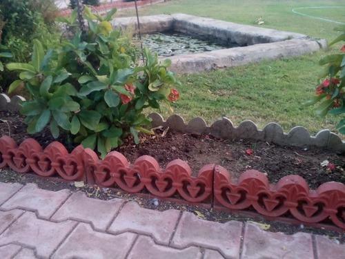 Garden Fencing Stones