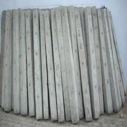 Precast Cement Wire Fencing Poles