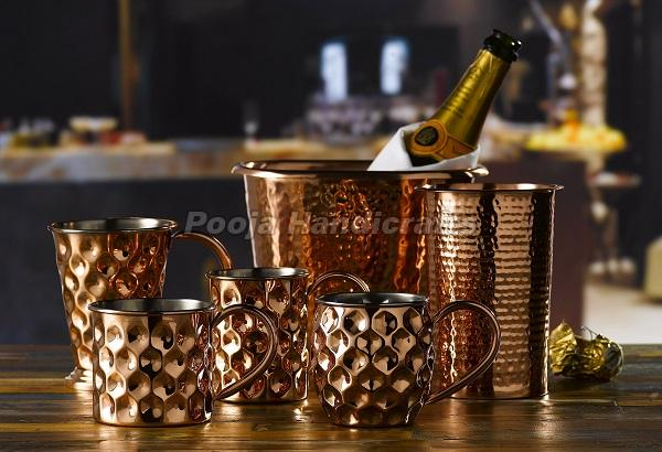Copper Barwares