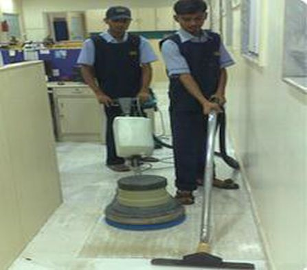 Mechanized Cleaning Service 02