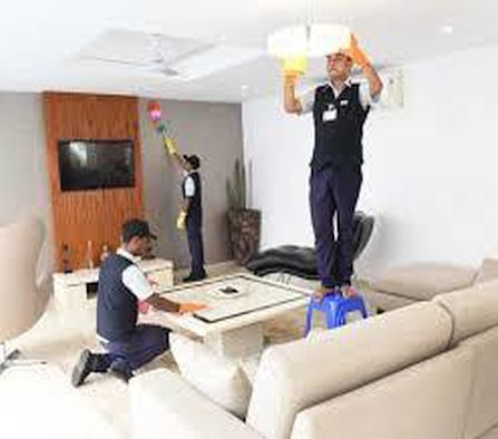 Residential Cleaning Service 02