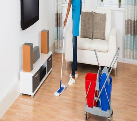 Residential Cleaning Service 03