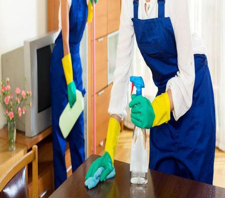 Residential Cleaning Service 04