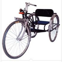 Handicapped Tricycle 01