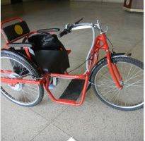 Handicapped Tricycle 02