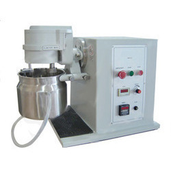 Water Jacketed Planetary Mixer