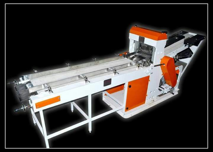 Speed Bread Slicer with Conveyor