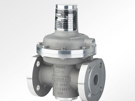 Gas Pressure Regulator (RS 50-51)