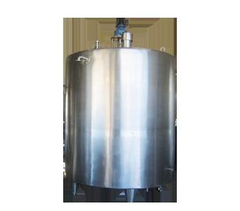 Ghee Storage Tanks