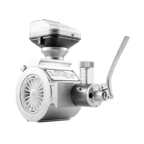 Mechanical Gas Flow Meter