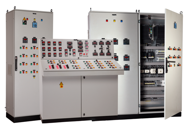 Electrical Control Panel Installation Services