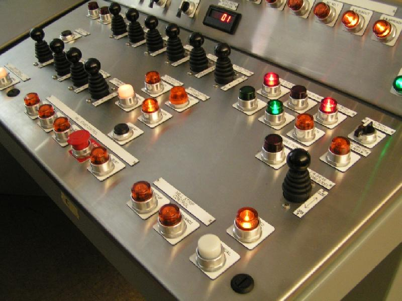 Industrial Control Panel 04