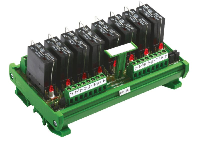 Modular Solid State Relays