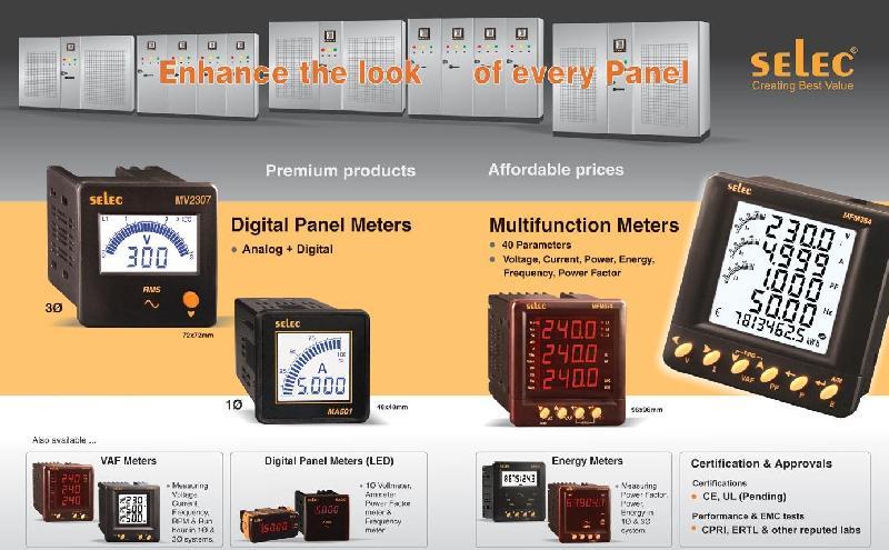 Selec Digital Meter 02