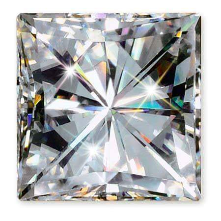 Fancy Cut Moissanite Diamond 06
