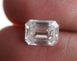 Fancy Cut Moissanite Diamond 07