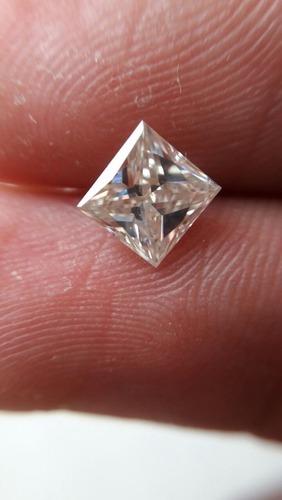 Princess Cut Moissanite Diamond 01