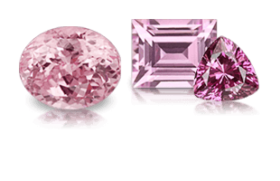 Pink Moissanite Diamond 03