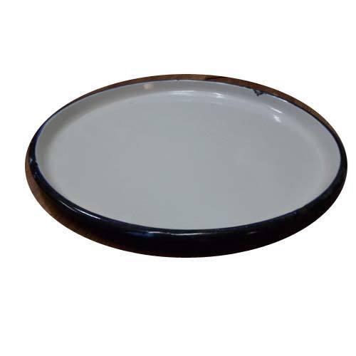 Enamel Plate