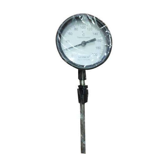 Vertical Temperature Gauge