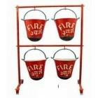 Fire Bucket Stand
