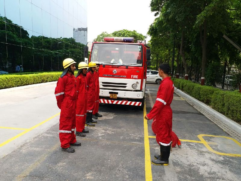 Fire Fighting Vehicle Rental Services 02