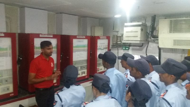Fire Safety Training Services 03