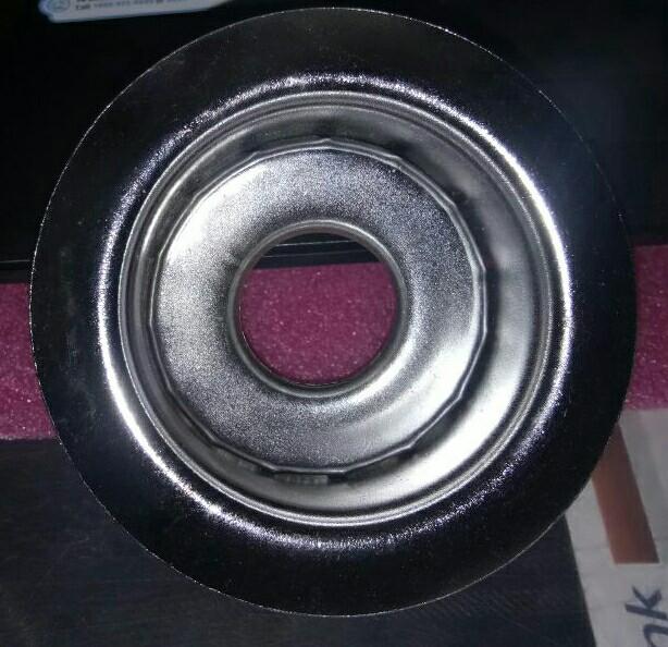Stainless Steel Escutcheon Plate